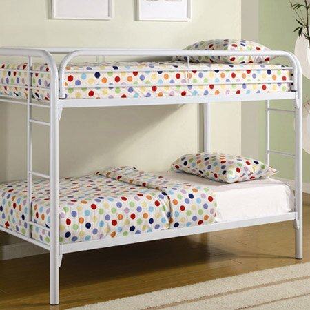 Fields Twin over Twin Bunk Bed by Wildon Home®