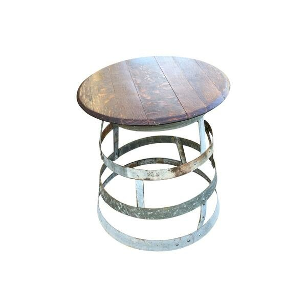 Ternate Wooden Bar Table by Union Rustic