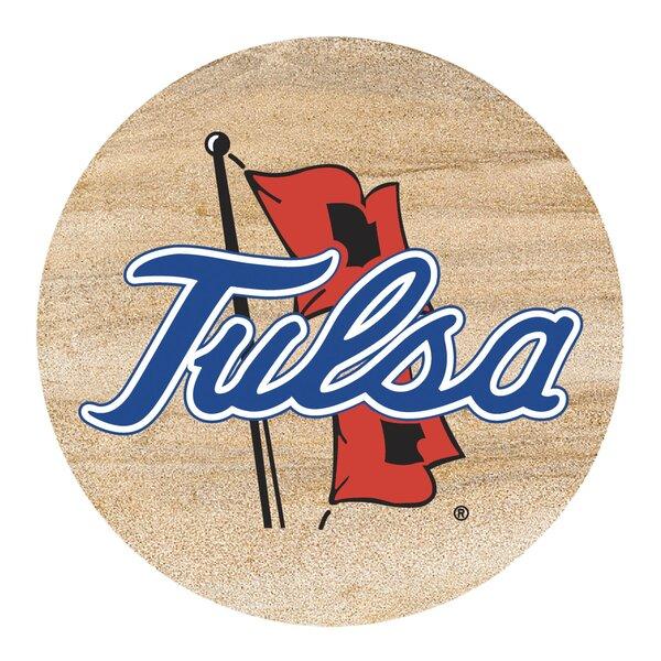 University of Tulsa Collegiate Coaster (Set of 4) by Thirstystone