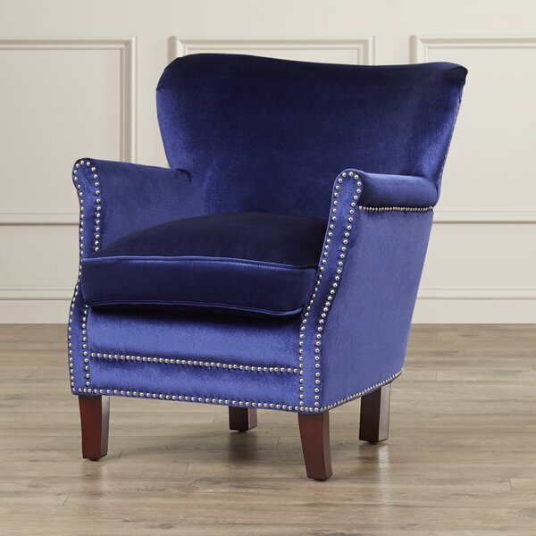 Blackcombe Wing back Chair by Willa Arlo Interiors