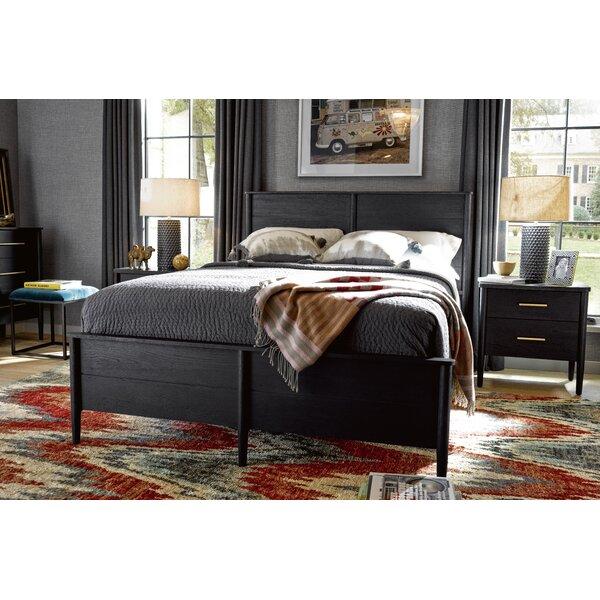 Lewis Panel Bed by Brayden Studio