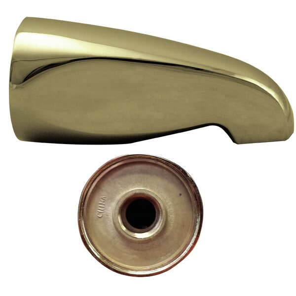 Wall Mounted Tub Spout Trim by Westbrass Westbrass