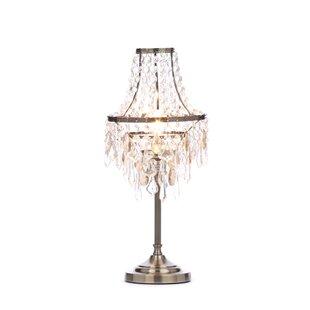 Chandelier 47cm Table Lamp