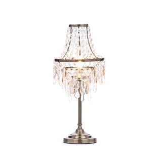 Genial Ryan Chandelier 47cm Table Lamp