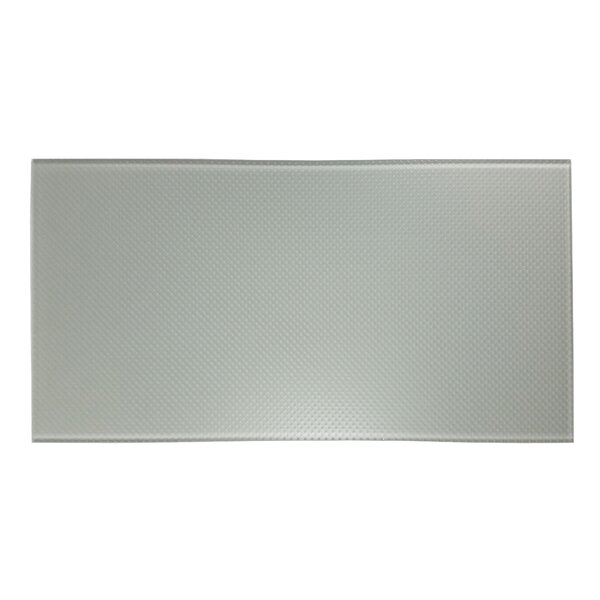 Particles Dotted Wall and Floor Tiles 12 x 24 in Silver by Abolos