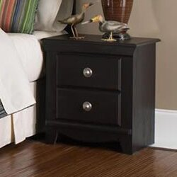 Fralick 2 Drawer Nightstand by Winston Porter