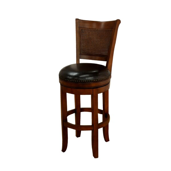 Barletto 30 Swivel Bar Stool by American Heritage
