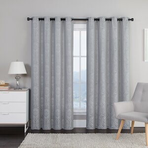 Liviana Grommet Curtain Panels (Set of 2)