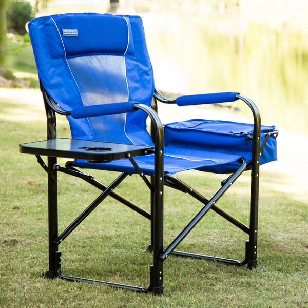 Kasey Folding Director Chair by Freeport Park