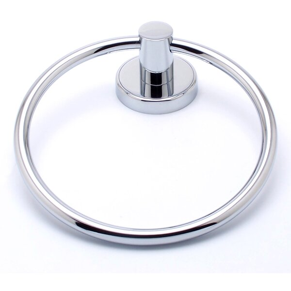 Effortless Elegance Wall Mounted Towel Ring by R. Christensen