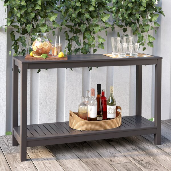 Carey Wooden Buffet & Console Table By Three Posts