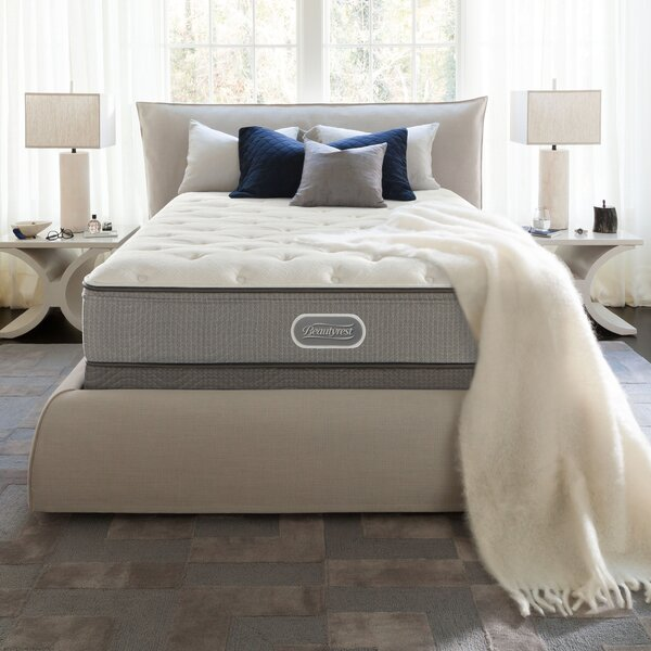 Beautyrest 12 Medium Euro Top Mattress and Box Spring by Simmons Beautyrest