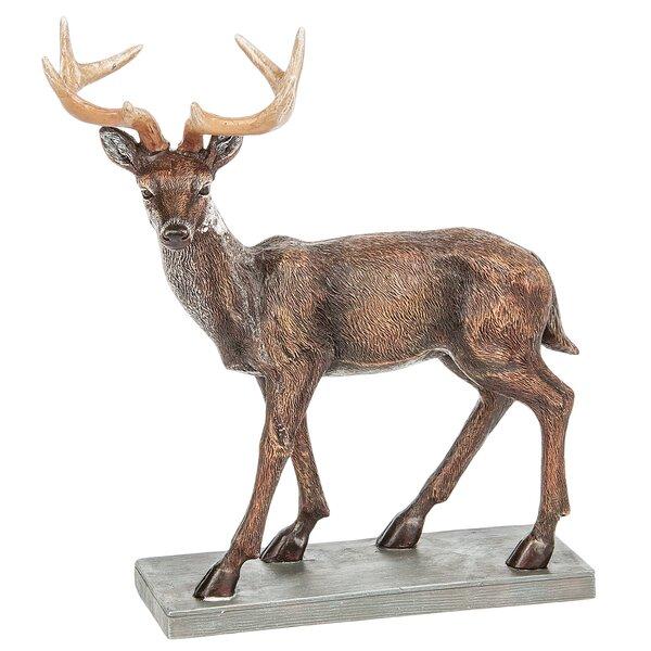 Deer Figurine by Loon Peak