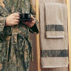 New Break Up Bath Towel by Mossy Oak