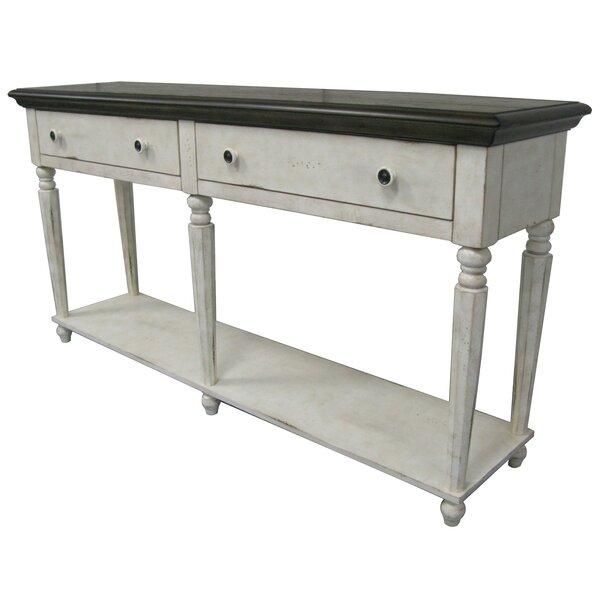 Brandon Console Table by Ophelia & Co. Ophelia & Co.