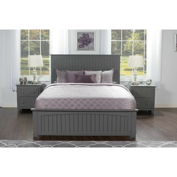 Odalys Queen Storage Platform Bed by Darby Home Co