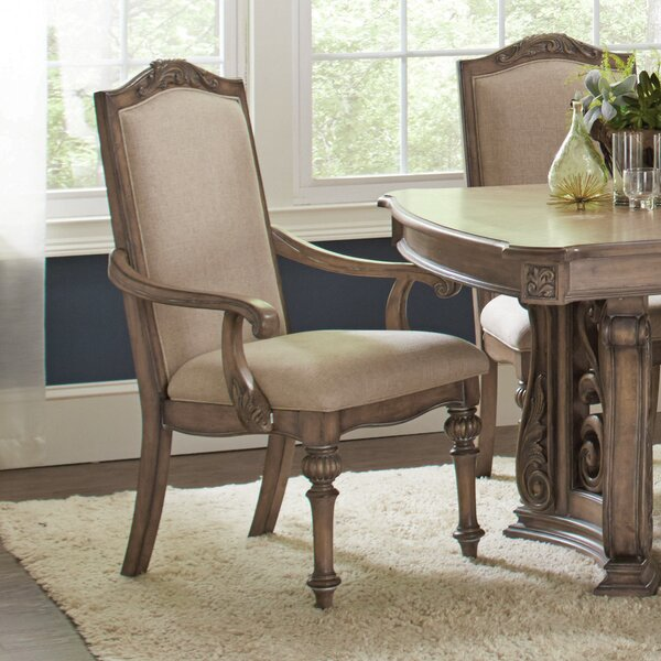 George Arm Chair (Set of 2) by One Allium Way