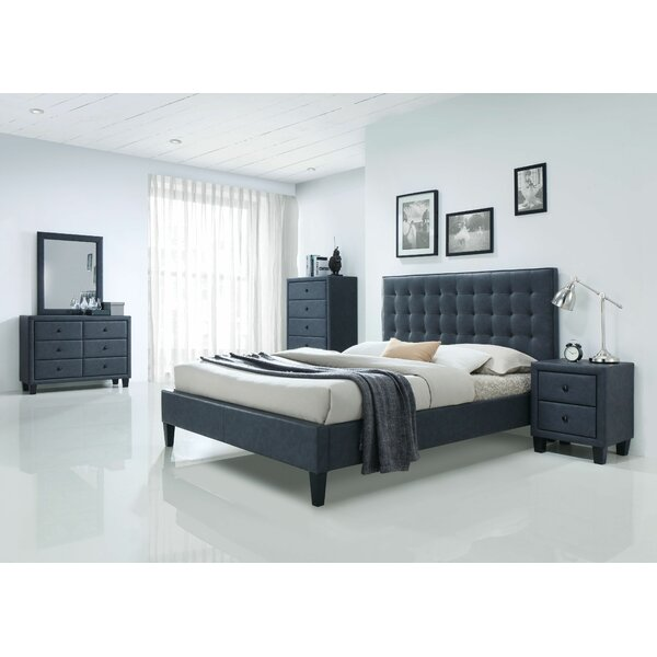 Kinley Panel Configurable Bedroom Set by Wrought Studio