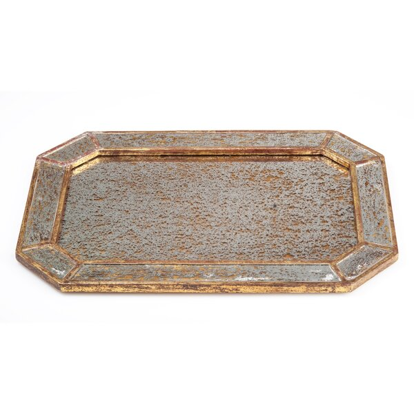 Vendome Mirrored Tray by Abigails