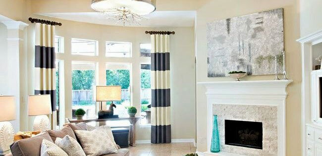 tall windows pictures bay short bedroom ideas living small drapery by recessed room livingroom curtains amusing lighting for modern delectable designs drapes formal