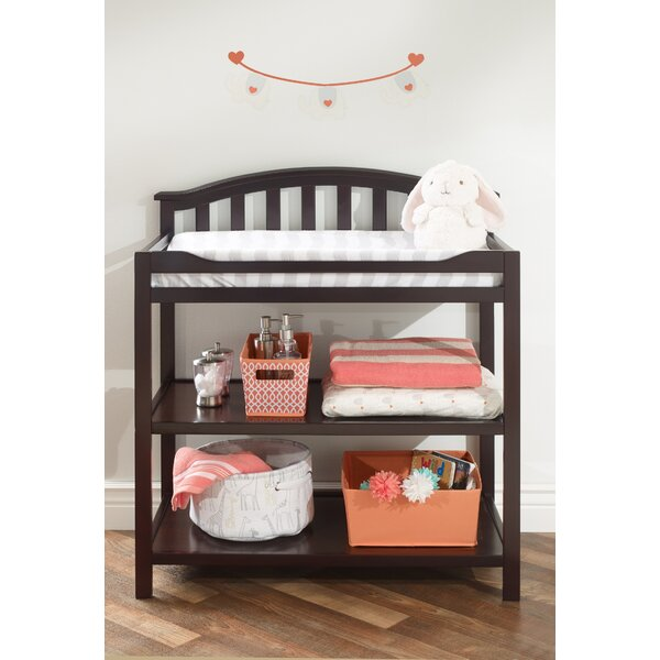 Berkley Changing Table by Sorelle
