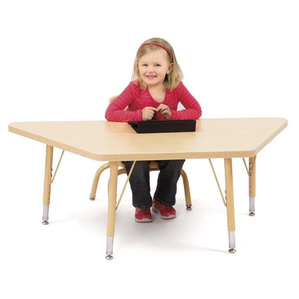 Berries Trapezoidal Activity Table by Jonti-Craft