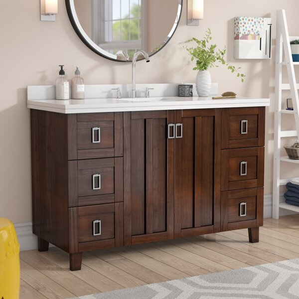 Ehlert 48 Single Bathroom Vanity Set by Ivy Bronx