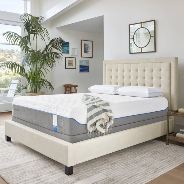 TEMPUR-Cloud® Supreme Breeze® Cooling 11.5 Plush Memory Foam Mattress by Tempur-Pedic