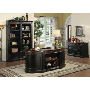 Stclair 3 Piece Desk Office Suite (Set of 3)
