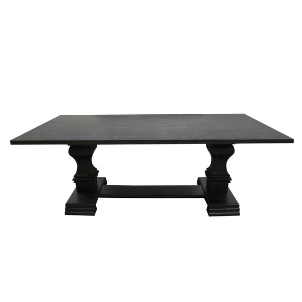 Borg Dining Table by Charlton Home