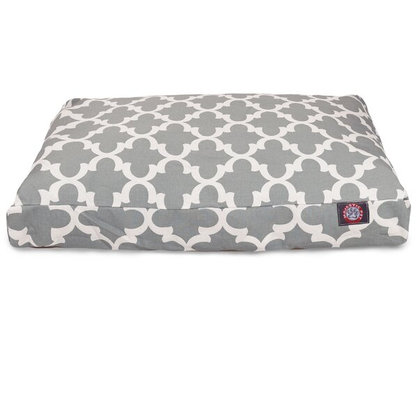 Trellis Rectangular Pillow by Majestic Pet Products
