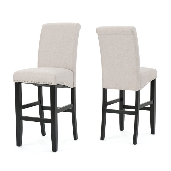 Lafountain 29.53 Bar Stool (Set of 2) by Darby Home CoLafountain 29.53 Bar Stool (Set of 2) by Darby Home Co
