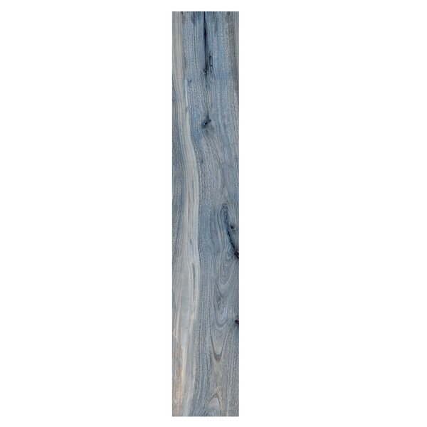 Kauri Nat Tasman 8 x 48 Porcelain Tile in Blue by Casa Classica