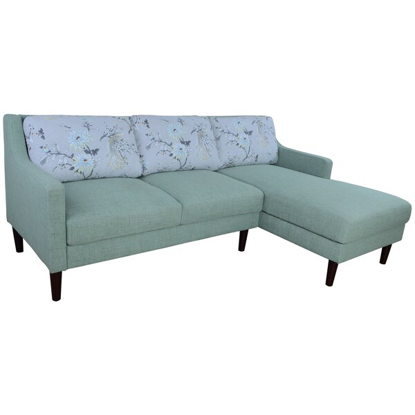 Madison Reversible Sectional by Beverly Fine Furniture