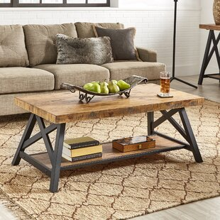 Silvis Coffee Table by Laurel Foundry Modern Farmhouse