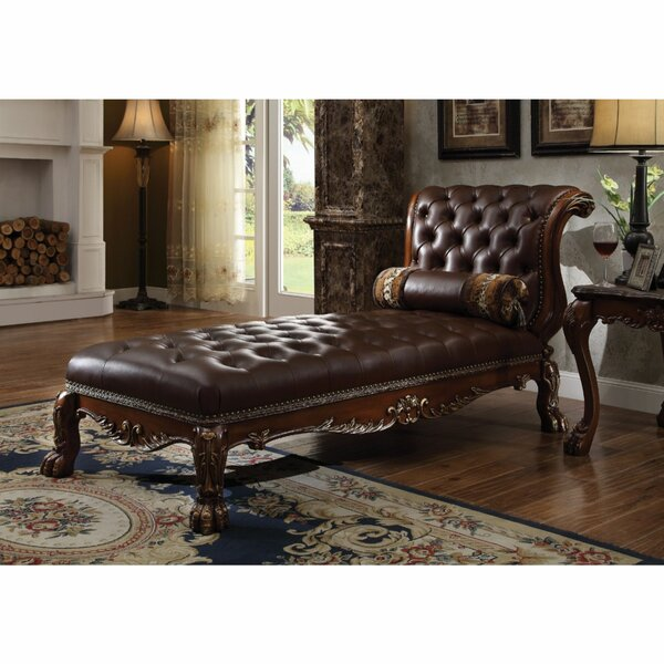 Leboeuf Chaise Lounge By Astoria Grand