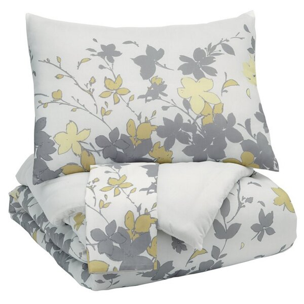 Headington Floral Comforter Set
