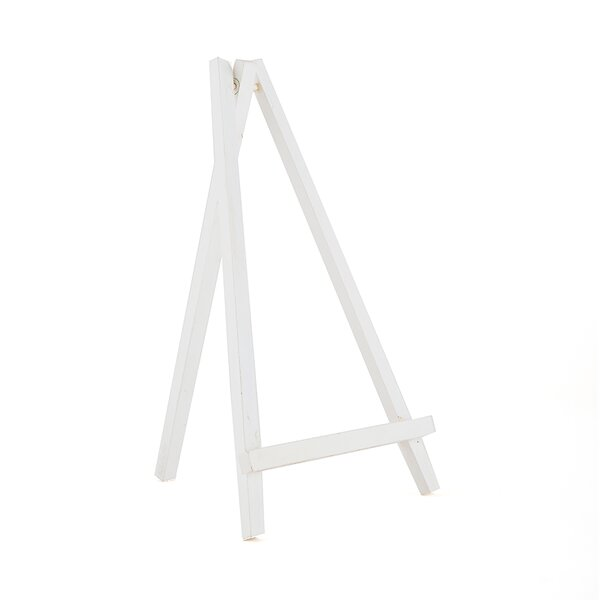 Wooden Folding Tripod Easel (Set of 2) by Weddingstar