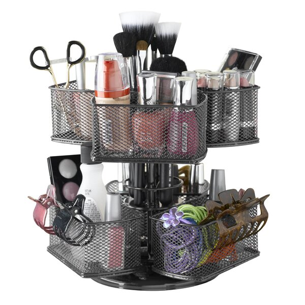 Makeup Carousel By Nifty Home Products.