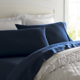 Amazing Navy Blue Sheets | Wayfair