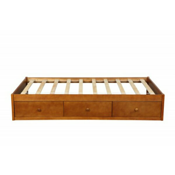 Jamie-Leigh Twin Storage Platform Bed by Red Barrel Studio