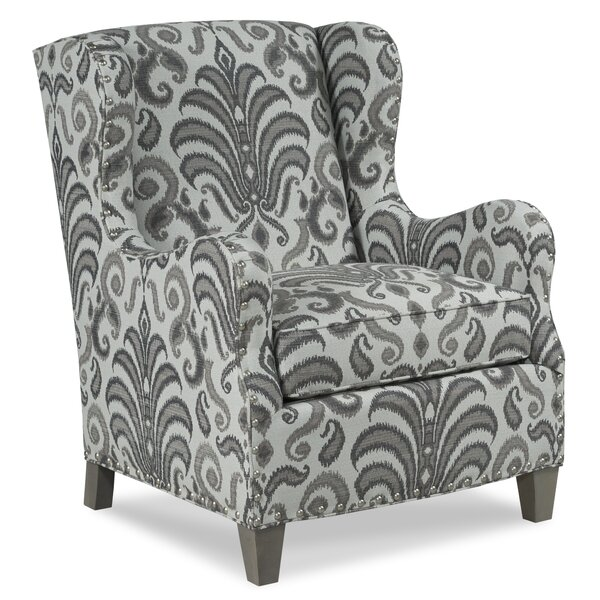 Wright Wingback Chair by Fairfield Chair