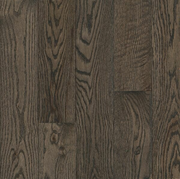 Turlington Signature Series 5 Engineered Northern Red Oak Hardwood Flooring in Silver by Bruce Flooring