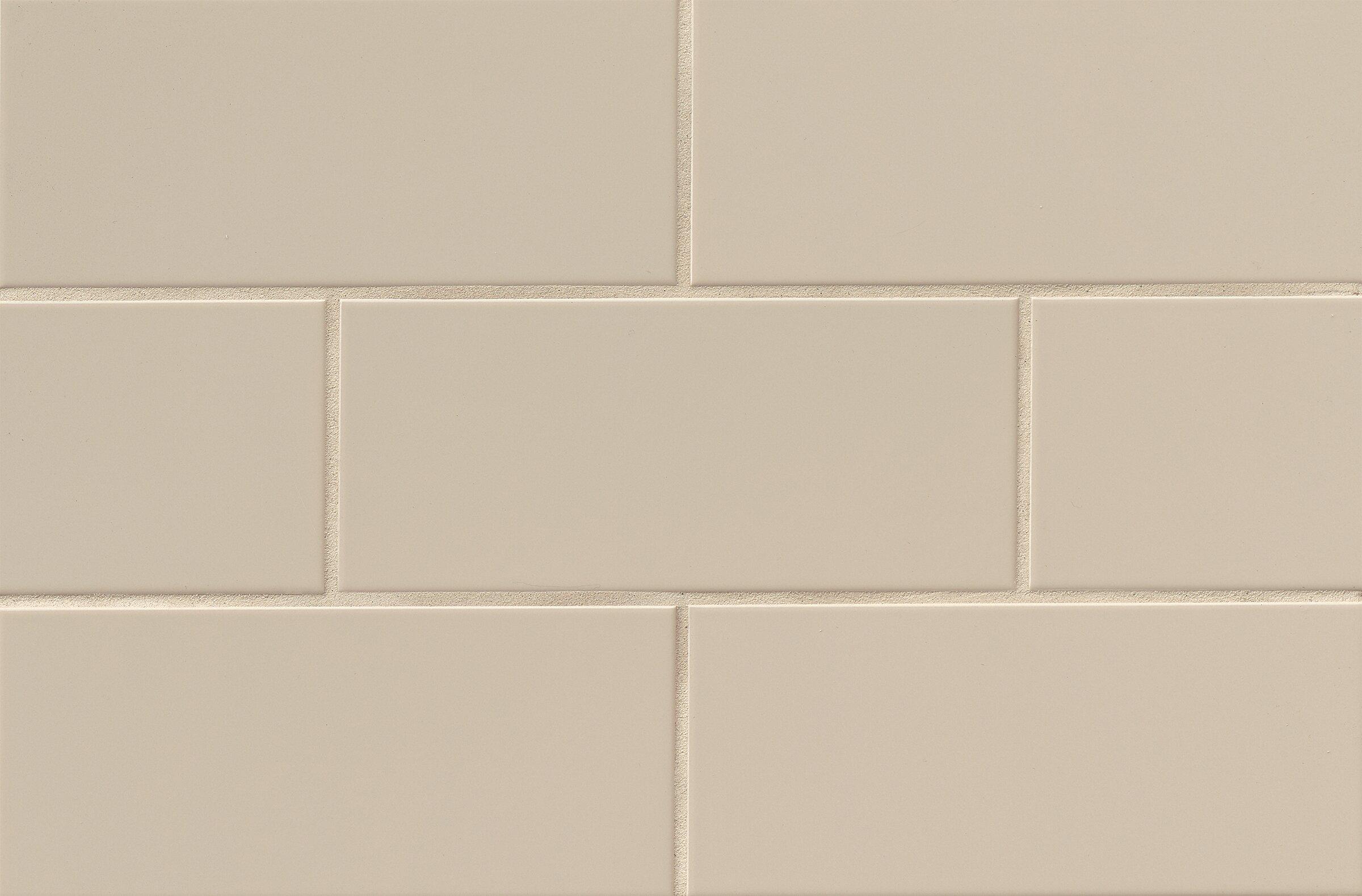 Parvatile nantucket 425 x 10 ceramic subway tile in gloss dune parvatile nantucket 425 x 10 ceramic subway tile in gloss dune wayfair dailygadgetfo Choice Image