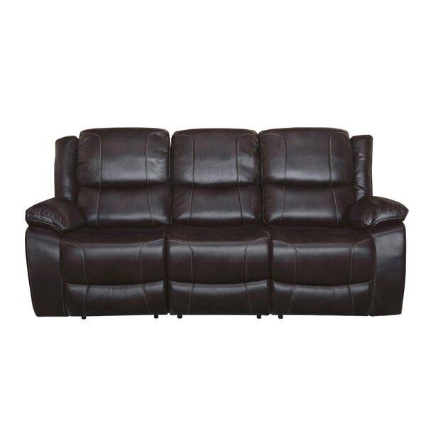 Joseph Dual Reclining Sofa By Red Barrel Studio