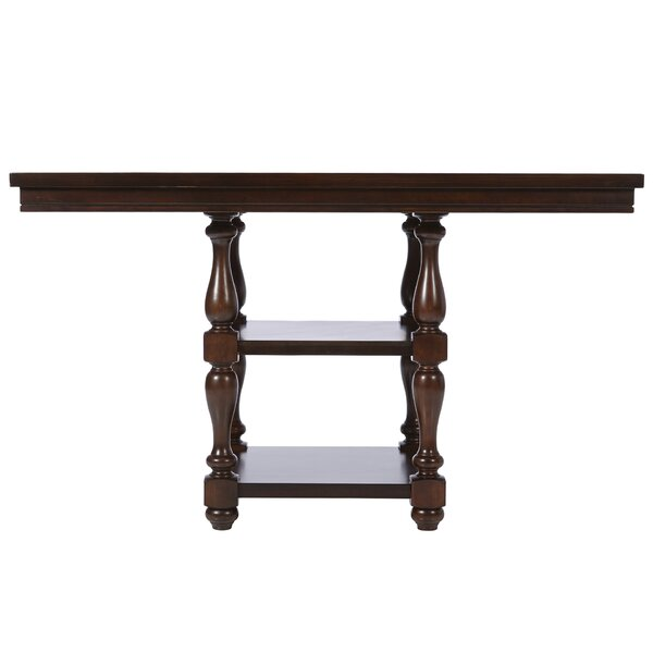 #2 Lanesboro Counter Height Dining Table By Three Posts No Copoun