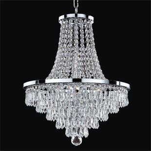 Find the perfect Thorpe 8-Light Chandelier By Willa Arlo Interiors