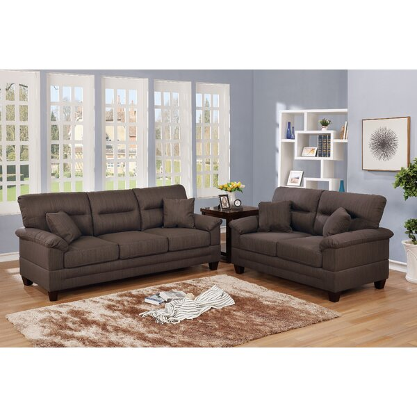 Pagar 2 Piece Living Room Set By Ebern Designs