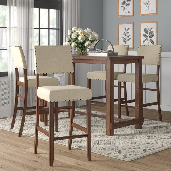 Orth 5 Piece Counter Height Dining Set by Gracie Oaks