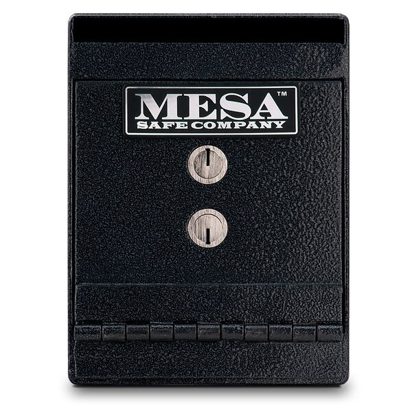 Key Lock Undercounter Depository Safe by Mesa Safe